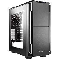 Be quiet! SILENT BASE 600 transparent side panel / silver - PC Case
