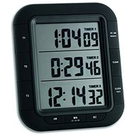 Digital Timer  - Watch and Stopwatch - 3 Timers TFA38.2023 - Timer