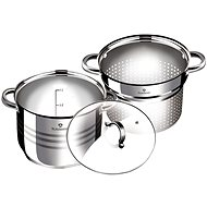 Blaumann Gourmet Line Pasta Pot with Strainer 20cm - Pot