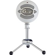 BLUE Snowball Textured White - Microphone