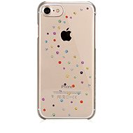 Bling My Thing Milky Way Cotton Candy for iPhone 7 - Rear Cover