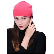 Dolirox Knit Hat with Bluetooth Speakers, pink - Cap