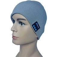 Dolirox Knit Hat with Bluetooth Speakers, grey - Cap