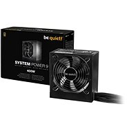 Be quiet! SYSTEM POWER 9, 400W - PC Power Supply