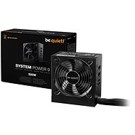 Be quiet! SYSTEM POWER 9 CM, 500W - PC Power Supply