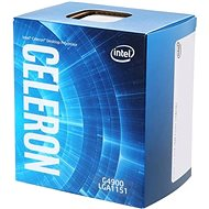 Intel Celeron G4900 - Processor