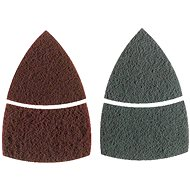 BOSCH Cleaning cloth set, multipurpose, 2pcs - Sandpaper