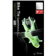 BONE Bike Tie - Luminous (Green) - Mobile phone holder
