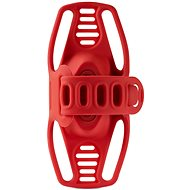 BONE Bike Tie PRO 3 - Red - Mobile Phone Holder