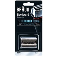 Braun Series 5 FlexMotion-52S-Silver Razor Combo Pack - Accessories