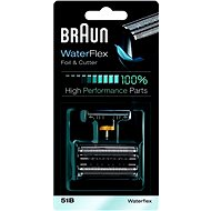 Braun Series 5-51B WaterFlex Replacement Head - Accessories