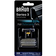 Braun Series 3 CombiPack 31S, silver - Accessories