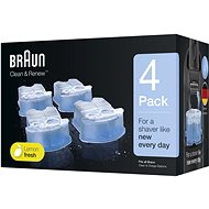 Braun Clean&Charge - Replacement cartridge CCR4 - Refill