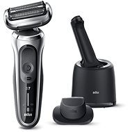 BRAUN Series 7 7200cc, Silver - Electric Razor
