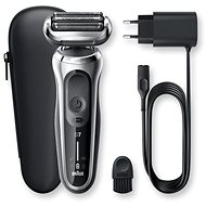 BRAUN Series 7 1000s, Silver - Electric Razor