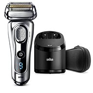 Braun Series 9-9290cc Clean & Charge Wet & Dry - Foil shaver