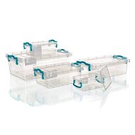 BRILANZ GEMA Universal Utility Box Set 0,3 / 0,5 / 1,2 / 1,8 / 4l, 5pcs - Food Container Set