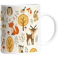Butter Kings Mug - Forest Friends Print - Mug