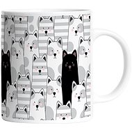 Butter Kings Mug - Black Cat - Mug