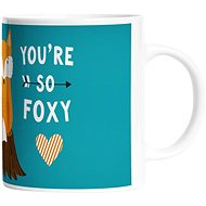 Butter Kings Mug - So Foxy - Mug