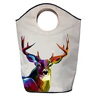 Butter Kings multifunctional bag majestic deer - Laundry Basket
