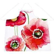 Butter Kings apron flower art - Apron