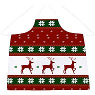 Butter Kings, Apron, 1pc, CLASSIC CHRISTMAS - Apron