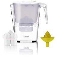 BWT SLIM MEI 3,6l, White + Manual Juicer - Water filter