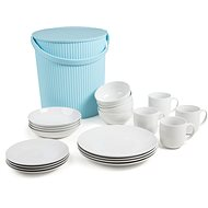 By-inspire Dining set BASIC BOX 20pcs - Dish set