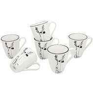 By inspire Field Legend 450ml, 6 pcs - Mug