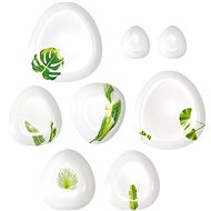 by Inspire Ginkgo Dining Set, 8pcs - Dish set