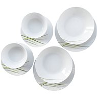 "By-inspire 8-piece ""Grass"" Dining Set - Dish set"