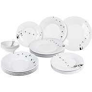 by inspire Fly 16pcs Dining Set
