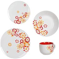 by inspire Dining set Bloom 8pcs, plus salt shaker and pepper shaker - Dish set