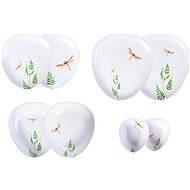 By Inspire Dining set TOWEL 8pcs - Dish set