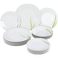 By Inspire Dining Set GRASS 18pcs
