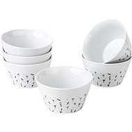 By Inspire Bowl set 13cm HERBS 6pcs - Bowl Set