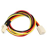 Extension cable for 3-pin connector [cooler] - 0.3m - Extension Cable