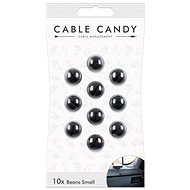 Cable Candy Small Beans 10-pack black