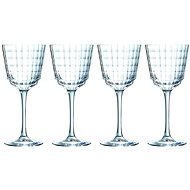 CRISTAL D´ARQUES White Wine Glass 250ml IROKO 4pcs - Wine Glasses