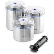 Catler Stainless-Steel Vacuum Containers SS3 - Container
