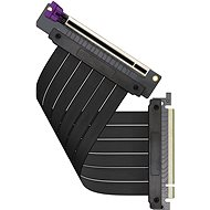 Cooler Master Riser Cable PCIe 3.0 x16 Ver. 2, 200mm - PC Case Accessories