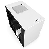 NZXT H200i matt white - PC Case