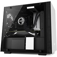NZXT cabinet H200 white - PC Case
