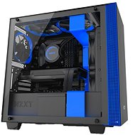 NZXT H400i Black-Blue - PC Case
