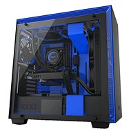 NZXT H700i Black-Blue - PC Case