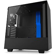 NZXT H500i black-blue - PC Case
