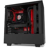 NZXT H510 black-red - PC Case