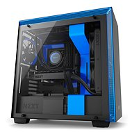 NZXT housing H700 black and blue - PC Case
