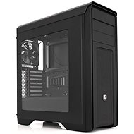 SilentiumPC Gladius M35W Pure Black - PC Case